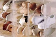 Shoes - Storage / Storage Options for your Shoes / by Foot & Ankle Center of Washington