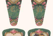 printables - Images (butterflies,cupcakes etc)