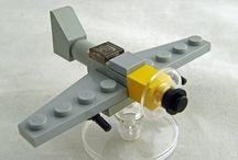 Lego ideas / by Jennifer Gentry