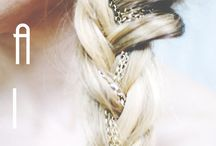 hairstyles with added hair and ornaments