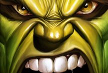 Hulk / angry