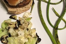 Garlic Recipes / Garlic-heavy recipes
