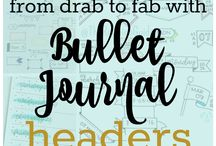 my bullet journal toolkit