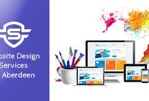 Website Design Services in Aberdeen
