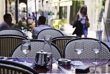 Catering industry / Cafes, restaurants, shops, inside and out design