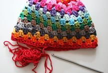 Crochet Crazy hats