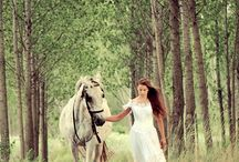 Horse Photo Shoot Ideas / by Brooke Pape