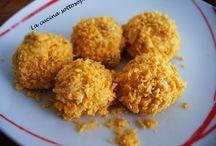 Ricette - Polpette di pesce + crocchette