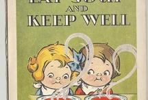 Vintage e pubblicità / Annunci pubblicitari, vecchie stampe, insomma tutto quello che ha raccontato e racconta le minestre in brodo ai consumatori