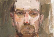 Euan Uglow / Tekeningen/ schilderijen