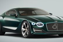 Bentley EXP 10 Speed 6 Concept / This is a first look at our British interpretation of a pinnacle luxury, high performance two-seater sports car. A bold statement, and one which reflects Bentley's progressive ideology in the use of ultra-modern automotive design, highly skilled handcrafting, the finest materials and advanced performance technology.