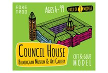 Birmingham Council House / #birmingham #council #house #art #gallery