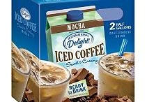 Coffee Just RIght #IcedDelight