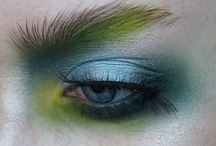 Colour Makeups - Green