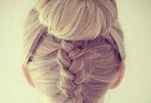 hiukset, kampaukset...