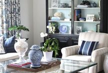 Hamptons style ideas / Home decorating