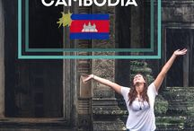 Travel: Cambodia Trip / In and around Siem Reap.