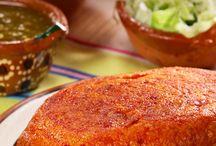 Comida México y sencillas