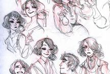 Character design- expressions