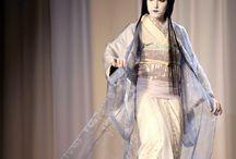 Geishas, yuki-onna