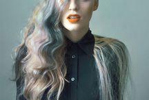 Hair / hair stuff / by Marlita On The Run