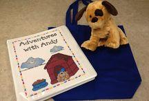 Preschool Home Activities