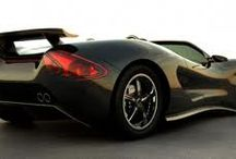 Super Cars and Motorcycles