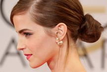 Celebs inspiration - Pearls. / Celebrities. Inspiration. Style.