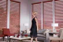 New Window Treatments / The latest in Window treatment