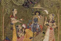 Basholi painting