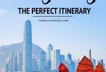 travel: Hong Kong