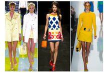 fashion trends vrouwen lente/zomer 2013 / by Shirley De imagostylist