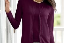 twinset sweter+top