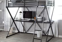 Loft Bunk Beds / Different Loft Bunk Bed Designs