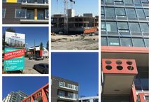 New False Creek developments by Onni: Block 100 and Canvas