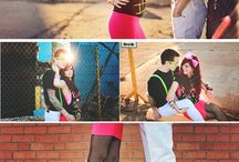 80's theme shoot / by Jackie Riggs