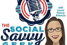 The Social Savvy Geek Radio Show and Podcast