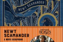 Fantastic Books and Where to Find Them! / #wizardingworld #fantasticbeasts