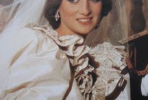 Di & Charles Wedding -1981