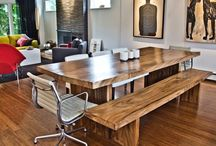 Love wood!! / More than a table