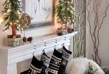 White Christmas / Ideas for a white modern christmas