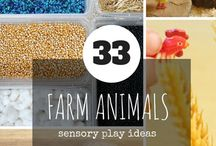 Farm Animals activities