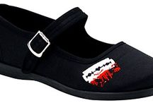 Halloween Shoes, Clothing & Accessories