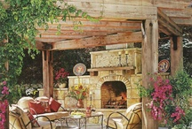 Ideas for our back yard. / by Stacy Nichols