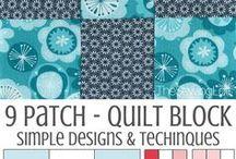 Quilts - 9 Patch