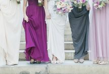 Bridal Party Babes / Bridesmaid Style