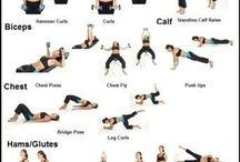 Tréning / cvičenie, kondícia, zdravie