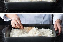 sushi e comida asiática