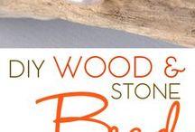 pulseras madera