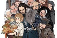 Seigneur  des anneaux/Hobbit